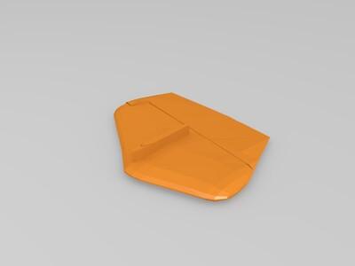 安东诺夫安飞机模型-3d打印模型