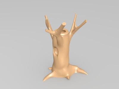 平衡挂枝游戏组-3d打印模型