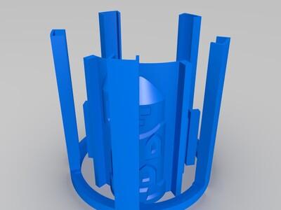 沙堡模具-3d打印模型