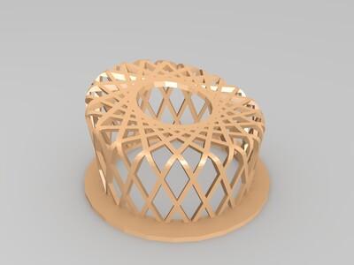 鸟巢-3d打印模型