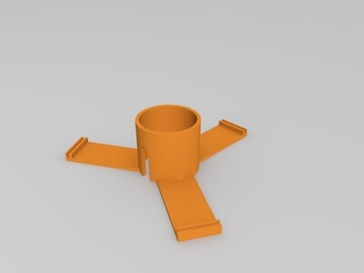 鲸鱼灯-3d打印模型