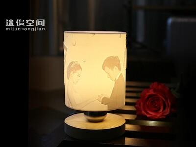 3D打印-照片台灯-3d打印模型