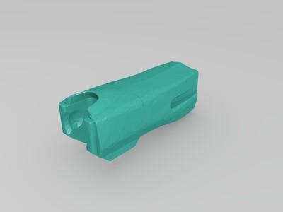持刀刺客-3d打印模型