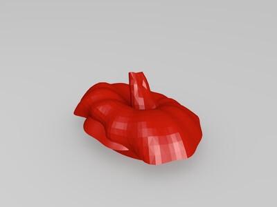 南瓜装饰-3d打印模型