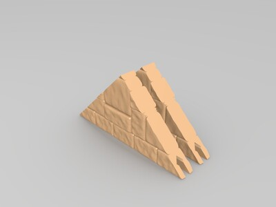 屋子-3d打印模型
