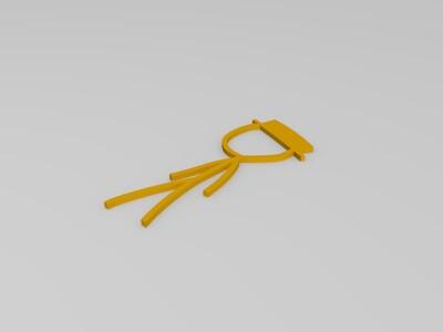 小人-3d打印模型