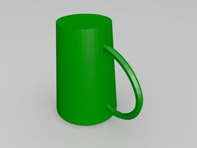 水杯玩具-3d打印模型