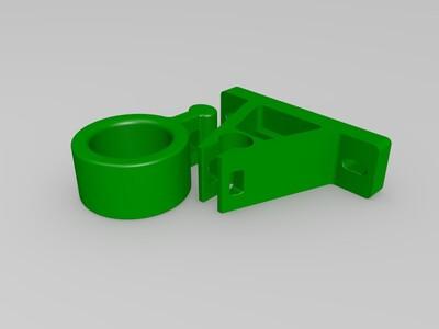 25吊钩-3d打印模型
