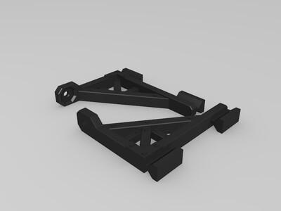 鸟舍-3d打印模型