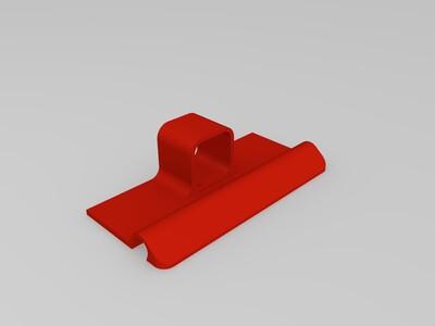 手机充电支架-3d打印模型