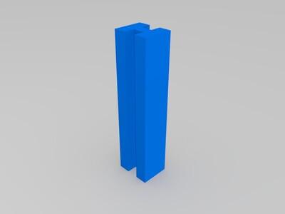 便携工具箱 工具盒 螺丝盒-3d打印模型