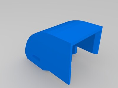 奥200风扇导流罩-3d打印模型