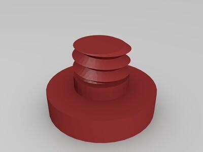 物料架 耗材支架-3d打印模型