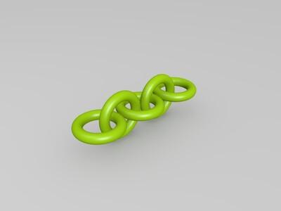 思维链-3d打印模型