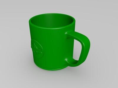 王者荣耀主题马克杯-3d打印模型