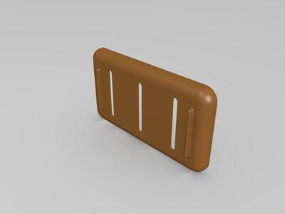 皂盒-3d打印模型