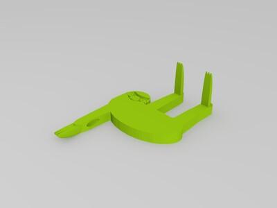樹懶勾勾-3d打印模型