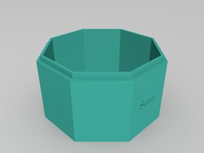 英雄联盟女巫师储物盒 LOL-3d打印模型