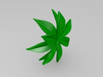 媚者无疆-酒庄琉璃香盏Zbrush建模浮雕贴图3D打印-3d打印模型