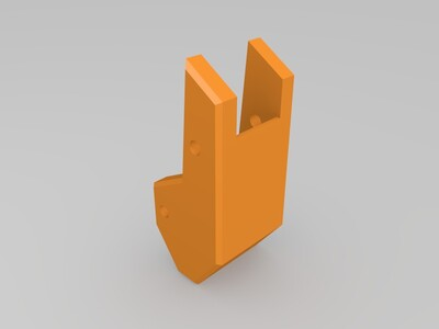 miniKame-3d打印模型