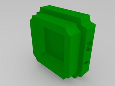 盒子-3d打印模型