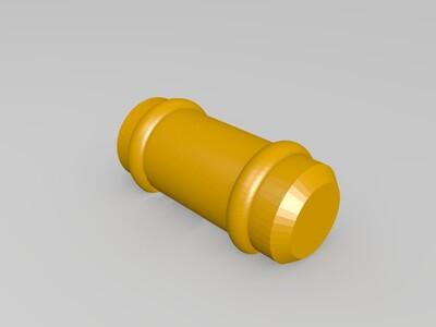 组装苍蝇-3d打印模型