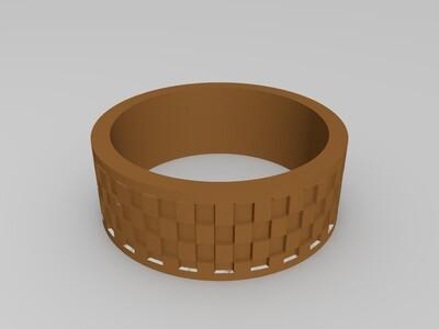 顶针-3d打印模型