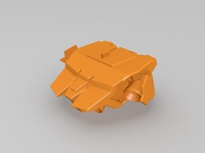 背包-3d打印模型