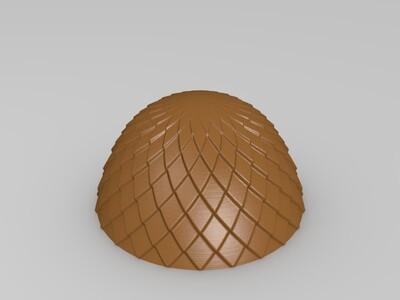 龙蛋-3d打印模型