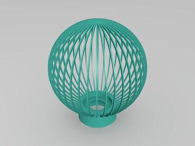 灯罩3-3d打印模型