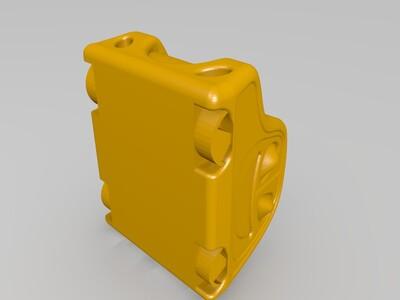 车-3d打印模型