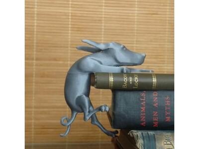 爬 狗子-3d打印模型