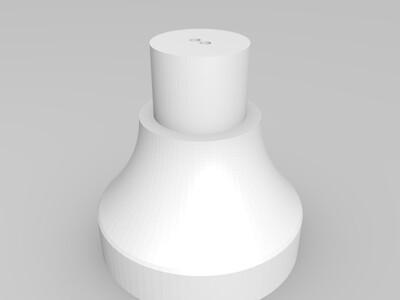 地球灯-3d打印模型
