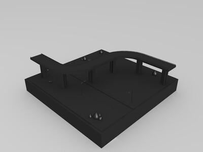 方寸之地-3d打印模型