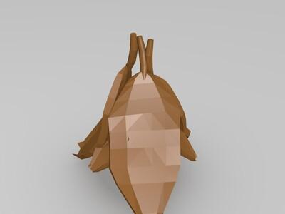 小仙女的屋子-3d打印模型