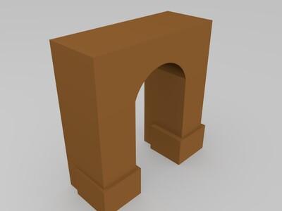 克里姆林宫--高塔-3d打印模型