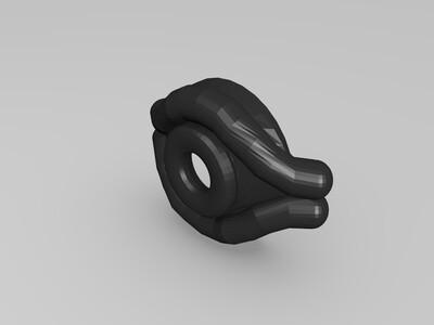 千年眼-3d打印模型