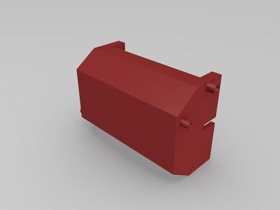 磁加载箱体-3d打印模型