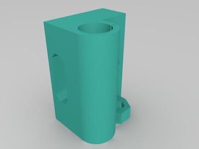 x-end-idler-3d打印模型