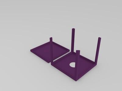 相框灯罩-3d打印模型