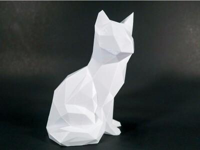 聚合猫-3d打印模型