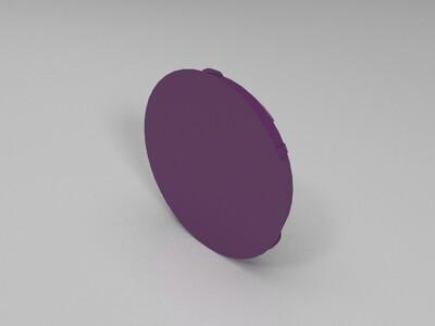 染料盒-3d打印模型