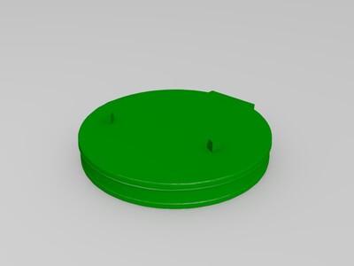 街霸 维加(Vega)-3d打印模型