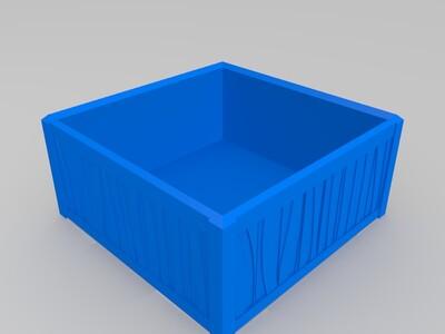 笔筒套件-3d打印模型