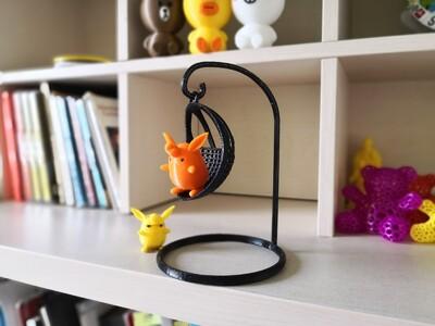 休闲吊椅-3d打印模型