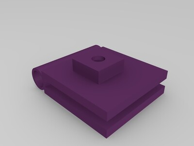 储存柜-3d打印模型
