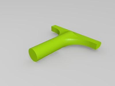 壁纸刀片铲子-3d打印模型