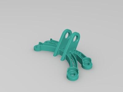 航空支架4-3d打印模型
