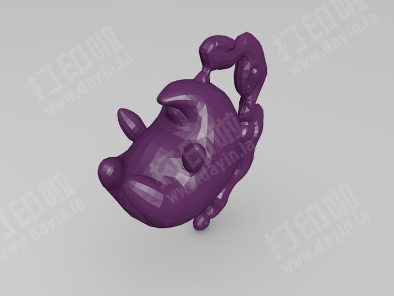 神奇宝贝517-518-3d打印模型