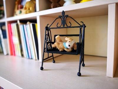 秋千摇椅-3d打印模型